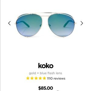 Brand New Diff Koko sunglasses! 😎